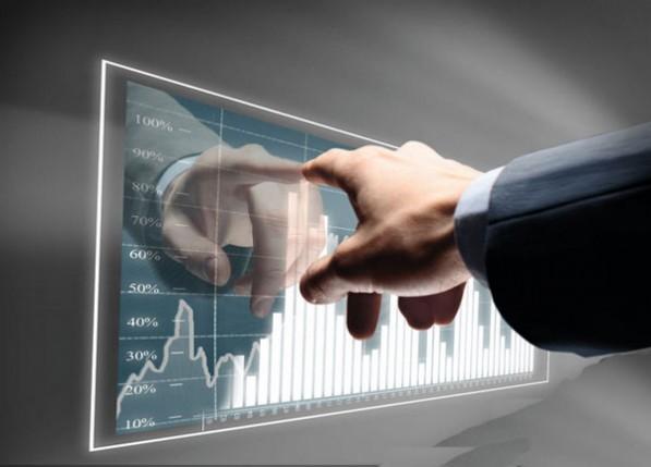 商业智能系统应用于恒生电子